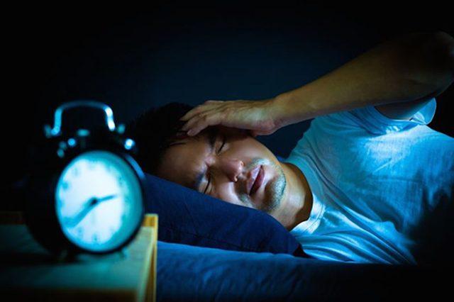 Mất ngủ gây ảnh hưởng đến chất lượng cuộc sống