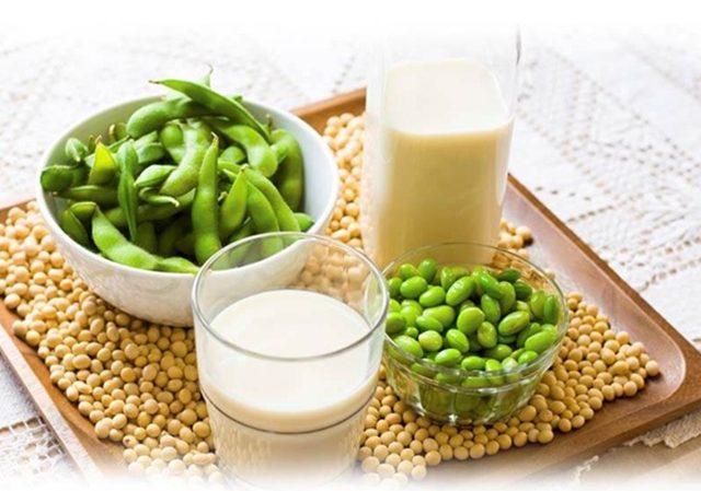 Chiết xuất đậu tương – giảm cholesterol xấu
