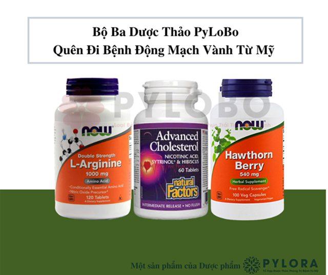 Bộ ba dược thảo PyLoBo