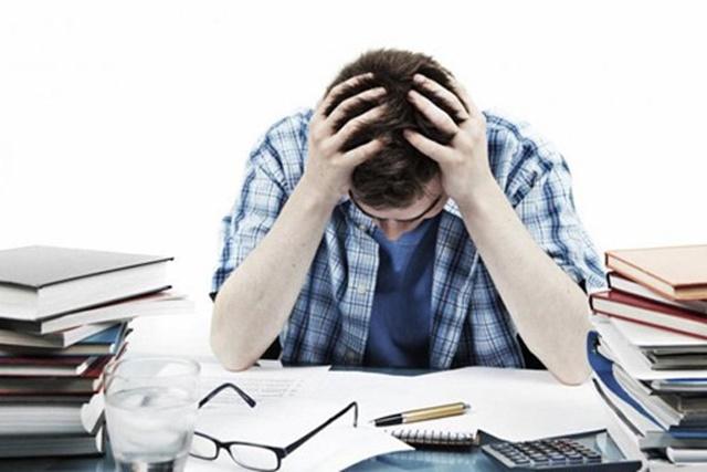 Người bị lo âu, căng thẳng sẽ mất đi khả năng tập trung