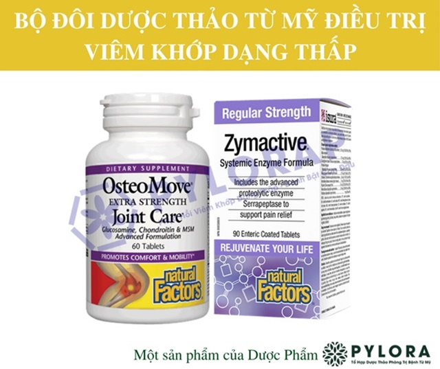 Bộ đôi thảo dược PyLoRap của dược phẩm PyLoRa