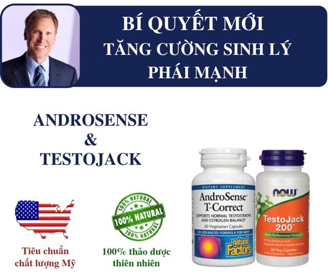 Bộ đôi dược thảo PyLoMen - Tăng cường sinh lý phái mạnh