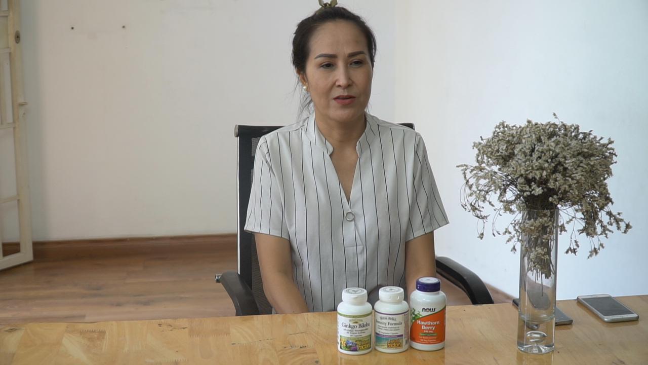 Chị Ngọc Tiên chia sẻ quá trình sử dụng bộ ba dược thảo PyLoVe cho căn bệnh rối loạn tiền đình