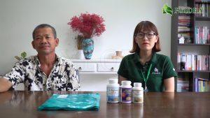 Chú Lê Văn Thành chia sẻ về bệnh xơ vữa mạch vành
