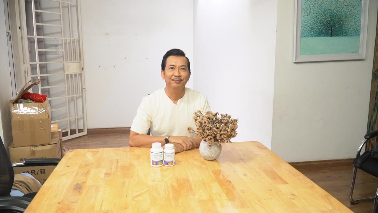 Chú Toàn, 55 tuổi, quê Bạc Liêu, chia sẻ về bộ đôi dược thảo PyLoCop sau khi hết sạch bệnh COPD