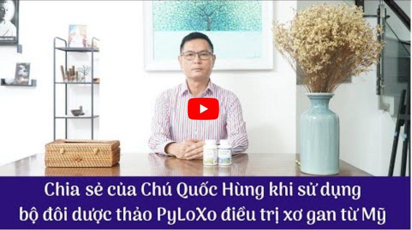 Anh Hùng đã sử dụng 2 liệu trình và cho các kết quả tích cực