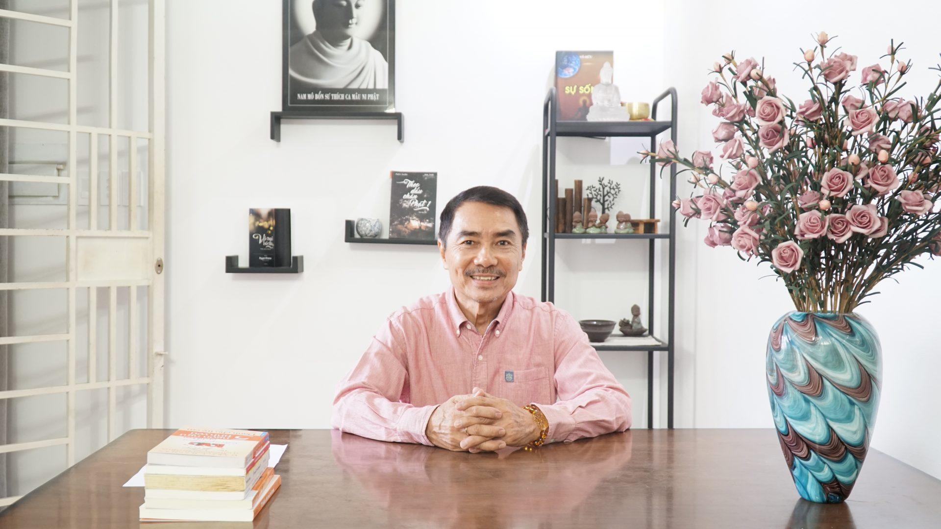 Chú Nguyễn Thanh Nam đã khắc phục tăng nhãn áp hiệu quả