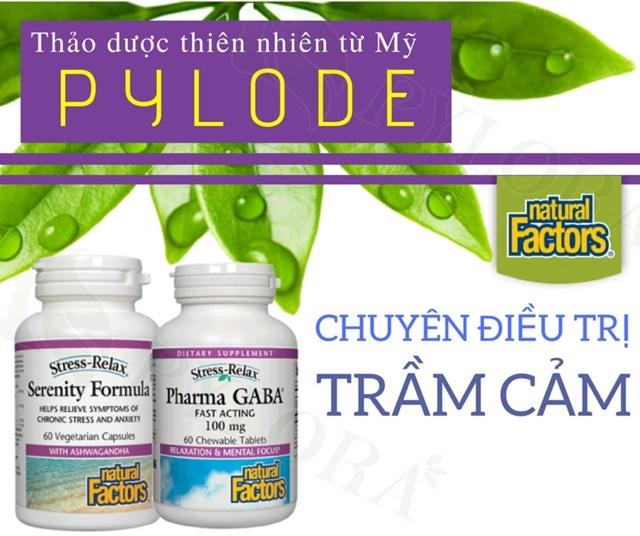 """Bộ đôi dược thảo PyLoDe - """"Chuyên gia"""" đẩy lùi căn bệnh trầm cảm"""